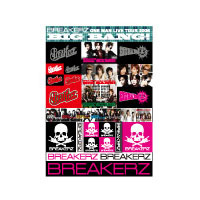 BREAKERZ | BIG BANG! ステッカー