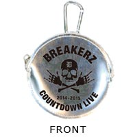 BREAKERZ | COUNTDOWN LIVE 2014-2015 コインケース