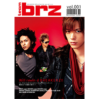 BREAKERZ | TEAM BRZ vol.001