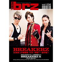 BREAKERZ | TEAM BRZ vol.036