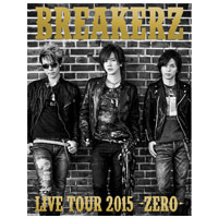 BREAKERZ | LIVE TOUR 2015 0-ZERO- パンフレット