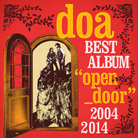 "doa BEST ALBUM ""open_door"" 2004-2014【初回限定盤】"