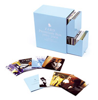 ZARD | ZARD PREMIUM BOX 1991-2008 Complete Single Collection