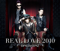 BREAKERZ | BUNNY LOVE/REAL LOVE 2010【初回限定盤B】