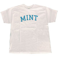 MINT mate box | MINT ロゴTシャツ