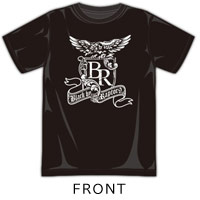 Raptor 9 | Black by VANQUISH × Raptor 9 コラボTシャツ
