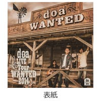 LIVE Tour 2014 -WANTED- アナログパンフレット
