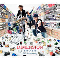 DIMENSION | Best Of Best 25th Anniversary