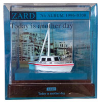 "ZARD | ""forever you""ジオラマ/Today is another day"