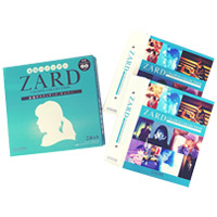ZARD CD&DVD COLLECTION バインダー